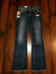 Silver Jeans - New with tags
