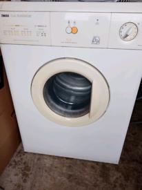 Zanussi vented tumble dryer