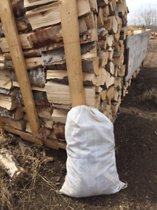 Firewood - Clean Birch and Pine  $7 a Bag! (780) 945-3487