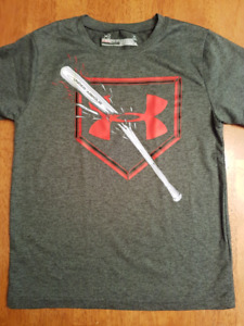 Size 6 Under Armour Shirt