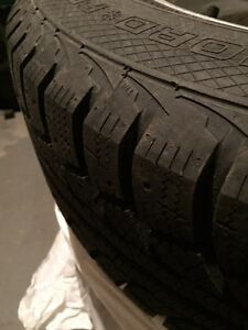 Gislaved NordFrost 5 Winter Tires 215/65 R16 Kingston Kingston Area image 4