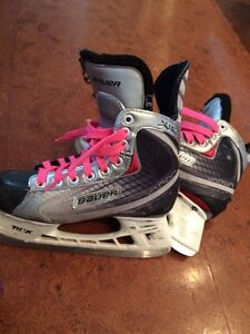 Quality kids hockey skates - size 3, fits shoe size 4-5