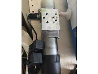 Peugeot 206 cc hydraulic hood pump