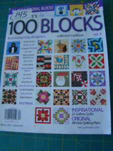 Quilts from 100 Blocks