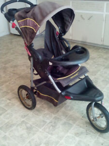 Expedition Jogging Stroller, Used