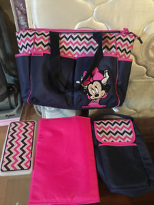 Minnie Mouse Baby Bag