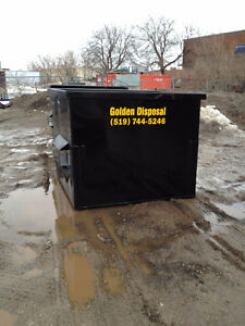 Best Rates-Dumpster-Bins-Waste Containers-Garbage Bin Rentals Kitchener / Waterloo Kitchener Area image 8