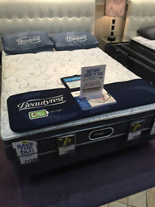 BRAND NEW QUEEN Beautyrest Mattress From Leons for Half Price