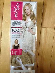 10 piece clip in hair extensions