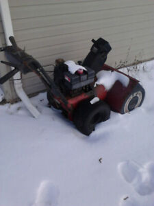 "13Hp 32"" Heavy Duty Snowblower"