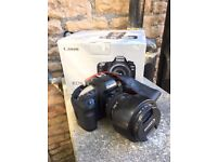 Canon 5D mark ii with Canon L series 24-105 f4 lens 8x 64g CF, 5x Spare batteries, Tripod