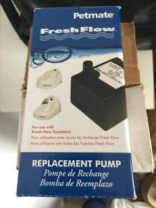 """Replacement Pump - made by company called """"Petmate"""""""