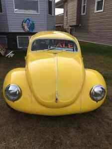1972 Volkswagen Beetle Coupe (2 door)
