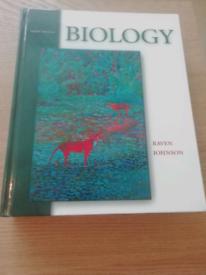 Biology textbook (undergraduate level)