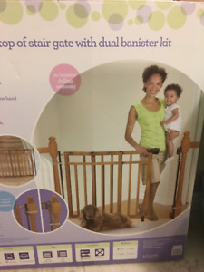 Baby Gate-never used
