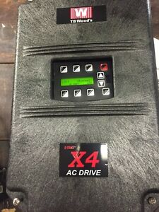 X4 Woods AC 30 HP Drive 575 Volt Stratford Kitchener Area image 1