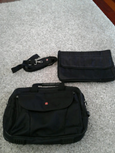 SWISS ARMY lap top travel bag