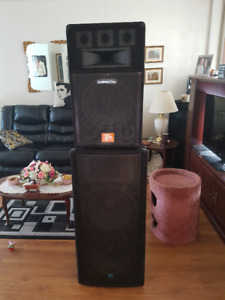 dj or club speakers