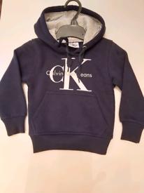18-24 months Calvin Klein Hoody