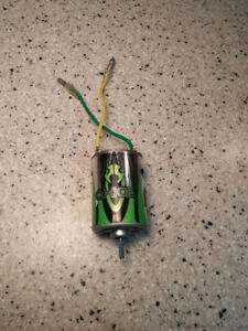 Axial 27T Brushed Motor