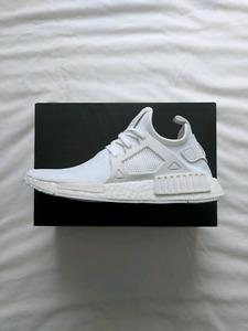 Adidas Triple White NMD XR1