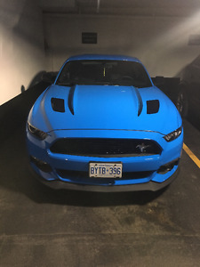 2017 Ford Mustang GT CALIFORNIA SPECIAL Coupe (2 door)