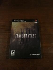 Final Fantasy 12 Collectors Edition