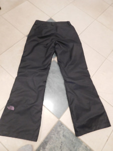 The North Face Women's ski pants like new Size Small (4-6)