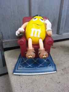 M&M's dispensers