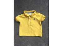 Ralph Lauren/Versace baby clothes