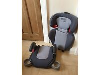 GRACO child car seat /booster