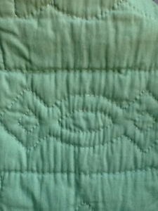 HAND QUILTED BED QUILT NEVER USED Kitchener / Waterloo Kitchener Area image 6