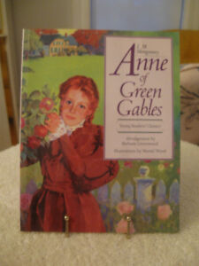 ANNE of GREEN GABLES...a LUCY MAUD MONTGOMERY FAVOURITE