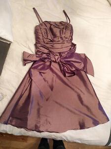 Robe de Bal, Graduation, Demoiselle d'honneur, ou autre occasion
