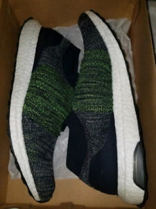 ADIDAS ULTRA BOOST LACELESS WORN ONCE 9.8/10 VNDS super comfort