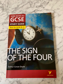 GCSE study guide. The Sign of Four