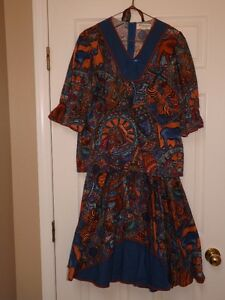 LADIES ASSORTED SQUARE DANCE CLOTHING