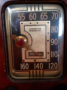 Antique Radio RCA Victor MASTER NIPPER Early 1940's Stratford Kitchener Area image 3