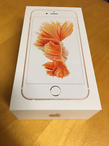 Brand New Factory Unlocked iPhone 6s (64GB)