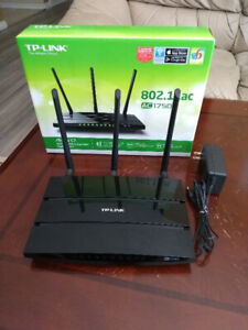 TP-Link AC1750 Dual-Band Wireless Router