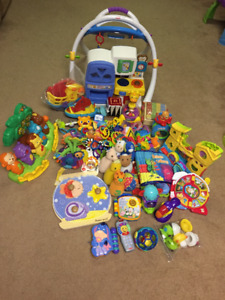Lots and Lots of Baby and Toddler Toys