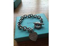 Tiffany & Co T-bar Bracelet