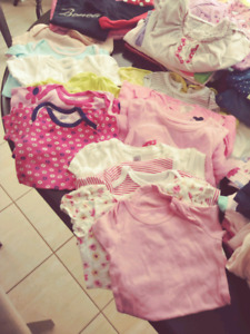 BABY GIRL CLOTHES 3M-24M