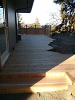 Free Estimates for a LARGE variety of projects!