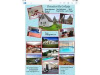 Looking for a holiday in Cornwall 3 & 4 Bedroomed Holiday lodges