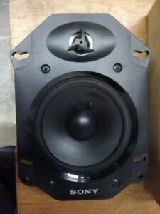 Sony 5x7 plate component speakers