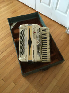 Accordéon piano Excelsior