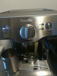 Brewille cafe machine