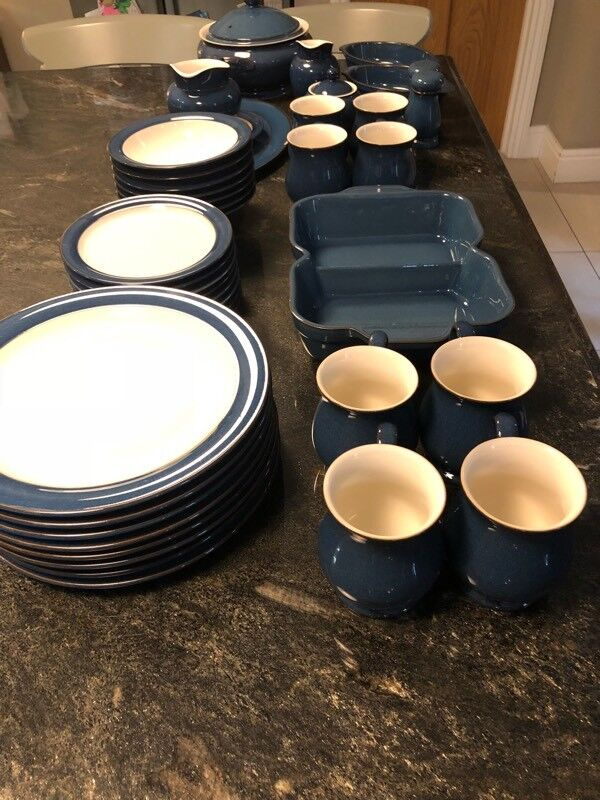 Denby Boston Dinnerware & Denby Boston Dinnerware | in Harrow London | Gumtree