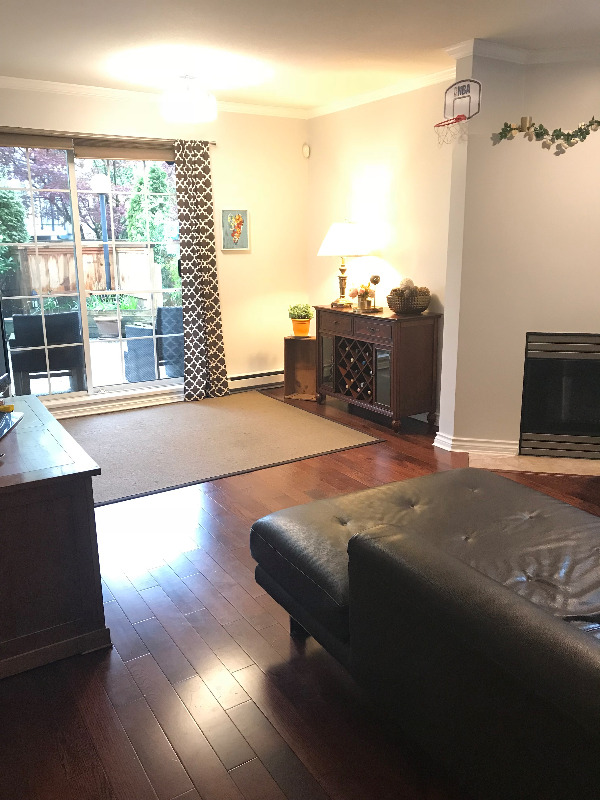 Beautiful 2 Bed/2 Bath Condo For Rent 5 Minute Walk To VGH